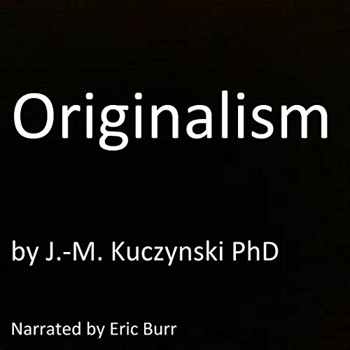 Originalism audiobook cover art