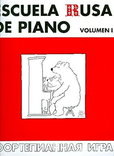 NIKOLAIEV A. - Escuela Rusa de Piano Vol.1 para Piano (Inc.2 CD)