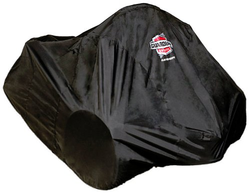 Dowco Guardian 04583 WeatherAll Plus Indoor/Outdoor Waterproof Motorcycle Cover: Black, Fits All Can-Am Spyder Models