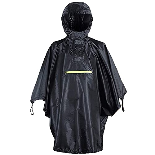 wuudi Imperméable léger Poncho Taff Polyester 230 T...