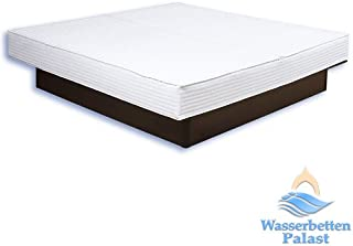 Funda de colchón de rizo de algodón de alta calidad., algodón rizado, Blanco, 200 x 200 cm