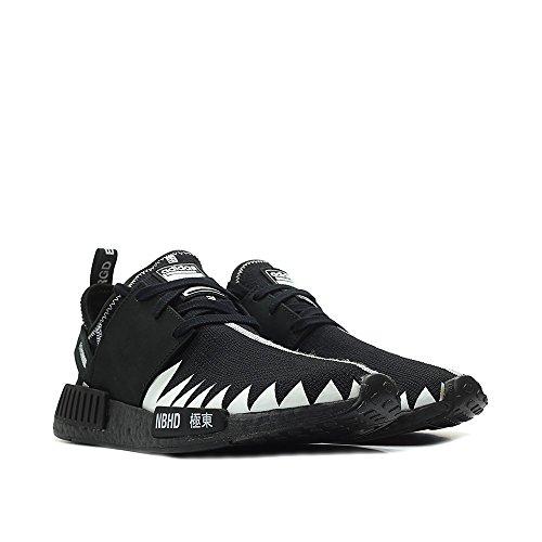 adidas NMD R1 Neighborhood CORE Black