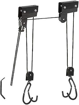 P4B Fahrrad-Bike-Lift XXL STRONG--bis 57 kg--für E-Bike--mechanisch schwarz