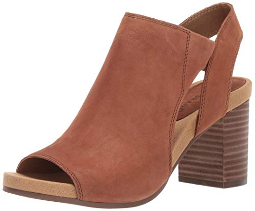 Price comparison product image Lucky Brand Women's Saundra,  Umber,  7.5 M US