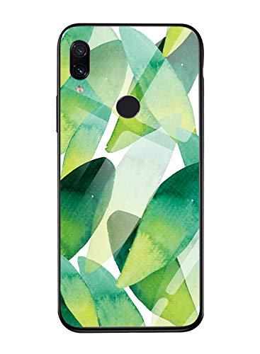 Oihxse Cover Compatibile per Xiaomi Mi A3 Lite Cover Ultra Sottile Resistente per Xiaomi Mi A3 Lite Custodia,Nero Silicone Bumper e etro Temperato AntiGraffio Antiurto Protettiva Case Disegni (A5)