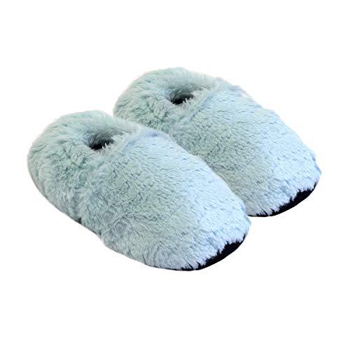 Thermo Sox Pantofole Riscaldabili Ciabatte Con Semi Per Microonde E Forno Misura L / EU41-45 Arctis - Pantofole Per Microonde Ciabatte Calde Scaldapiedi