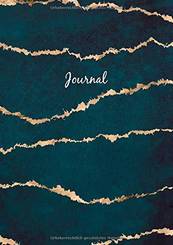 Dot Grid Journal - A4 Notizbuch: Blanko Heft Für Bullet Journaling   Dotted Notebook   110 Punktraster Seiten   Soft Cover Edel Grün