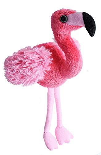 Wild Republic 16257 18108 - CK Lil's Plüsch Flamingo, 15 cm