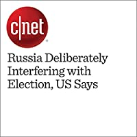 Russia Deliberately Interfering with Election, US Says's image
