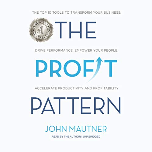 The Profit Pattern audiobook cover art