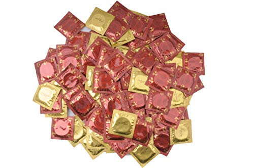 AMOR Nature 53mm, 50er Pack Premium Kondome, gefühlsecht und extra feucht