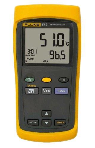 Fluke 51II Thermometer