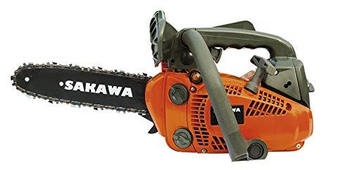 SAKAWA Motosierra de Gasolina para la poda Espada 10