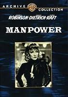 Manpower [DVD] [Import]