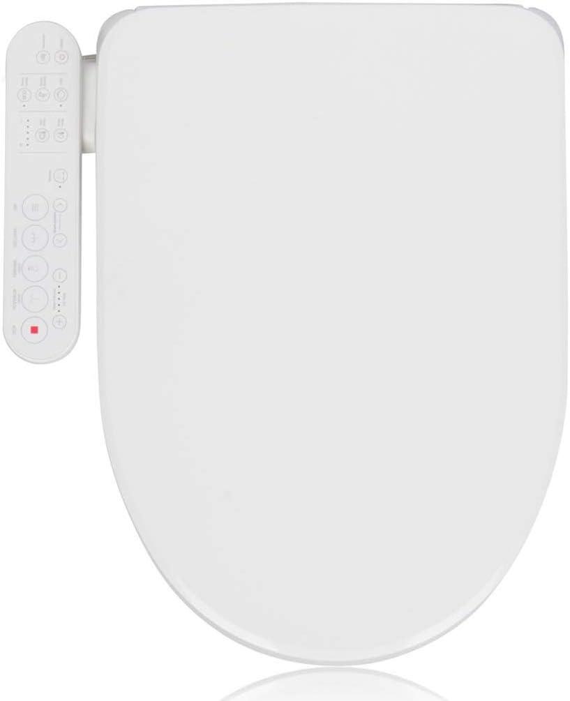 Alpha Bidet GX Wave 100% quality warranty! Toilet Elongated White Stron Japan's largest assortment Seat in