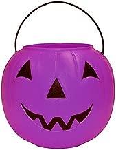 Best purple halloween pumpkin bucket Reviews