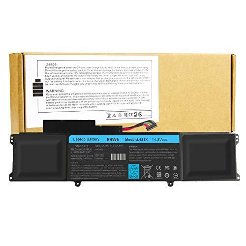FFK56 Laptop Battery for Dell Ultrabook XPS 14...