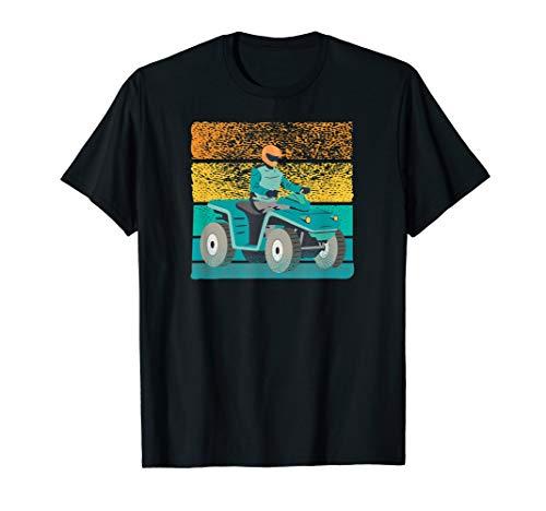 Quad Fahrer ATV Quad Biker Quadfahrer Tour Quadbike T-Shirt