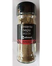 Pimienta Negra Molida 45 Gr.