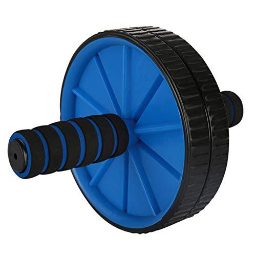 NA Sportuitrusting compacte draagbare assemblage buikwiel dubbele wiel buikspier training fitness sport roller