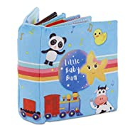 Little Baby Bum Little Tikes Singing Storybook - Play & Learn - Interactive - Plays Music - Teaches ...