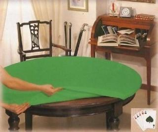 Poker Texas Hold\'em Tischschoner, Spieltisch, rund, Durchmesser 135 cm, Texas