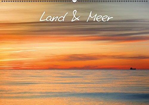 Land & Meer (Wandkalender 2016 DIN A2 quer): Impressionen der mecklenburger Küsten (Monatskalender, 14 Seiten ) (CALVENDO Orte)