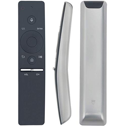 BN59-01241A Replacement Remote Control fit for Samsung TV with Mic UN43KU7500F UN40KU7000FXZA UN49KU7000F UA50KU7000KXXA UN55KU7500F UN60KS8000F UN65KS8000F UN75KS9800F UN78KS9800 UN88KS9800 UNKS9800
