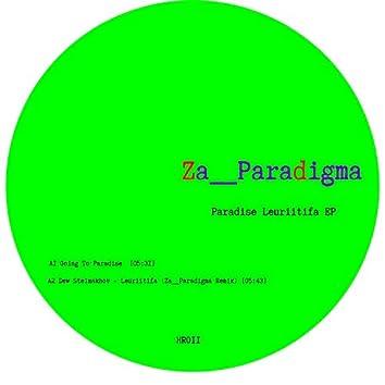 Paradise Leuriitifa EP