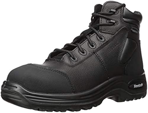 Reebok Work Men& 039;s Trainex RB6765 Work Stiefel,schwarz,7 M US