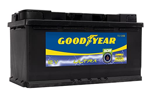Goodyear GODF95AGM - Bateria START-STOP, AGM 95 Ah 850 A (+D)