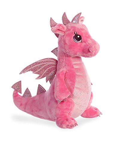 Aurora World 30836 Dahlia Dragon, Rose