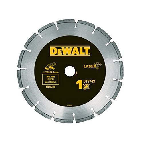 Dewalt - Disco diamante alto rendimiento p/corte mat.const./hormigon