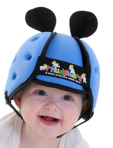 Thudguard Infant/Toddler Protective Safety Hat (Blue)