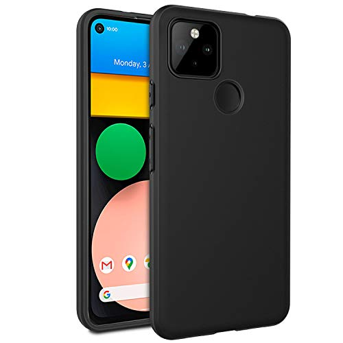 EasyAcc Slim Case for Google Pixel 4a 5G, Matte...