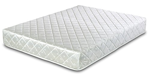 Visco Therapy Coolblue Memory foam and Sprung Mattress, 3FT Single