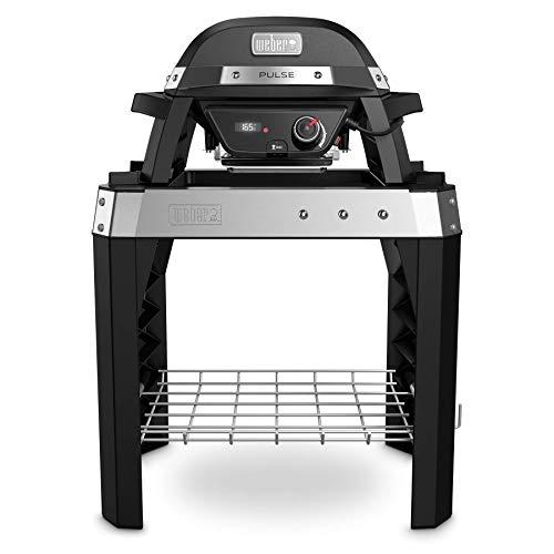 Weber® Barbecue électrique Pulse 1000Noir, avec support