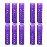 Paquete de 10 limpiadores universales de tanque de humidificadores compatibles con humidificadores de vapor cálido y frío, humidificadores evaporativos..