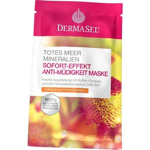 DERMASEL Maske Anti-Müdigkeit SPA 12 ml