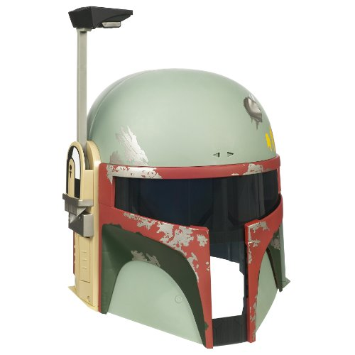 Star Wars Exklusive Boba Fett Helm
