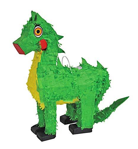 Das Kostümland Pinata - Geburtstags Dekoration - Drache - Tolles Geschenk für Kindergeburtstag, Hochzeit oder Mottoparty
