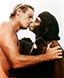 Planet Of The Apes Charlton Heston Kim Hunter 1968 Tm & Copyright (C) 20Th Century Fox Film Corp All Rights Reserved Photo Print (8 x 10)