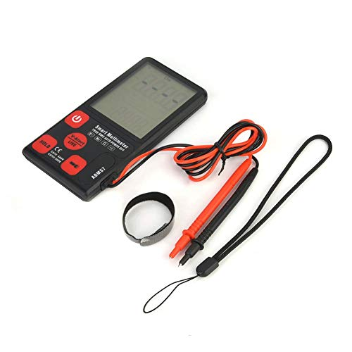 BSIDE ADMS7 6000 Conta il Multimetro Digitale Portatile con Display LCD