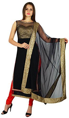 Atasi Frauen Net Gerade Salwaar Kameez Mit Dupatta Fertige Indische Hochzeitskleid Kleidung Kleidung