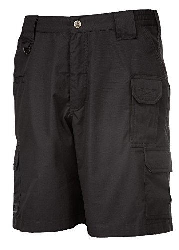 5.11 Tactical Men's Taclite Pro 9.5-Inch Shorts, Poly/Cotton Ripstop Fabric, Teflon Finish, Style 73287