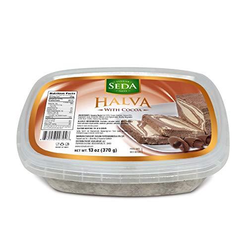 Seda Halva - Marble Chocolate, 13 oz