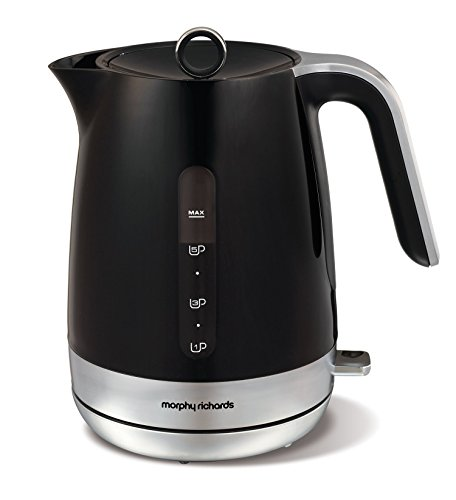 Morphy Richards 101402EE Chroma Wasserkocher schwarz