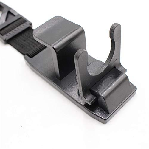 ZHDXW Auto Sitzkopfstütze Haken Auto Lagerung Kopfstütze Aufhänger Halter Haken für Geldbeutel Lebensmittel Beutel Hand,1 Stück