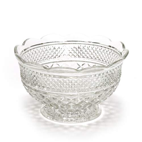 Wexford by Anchor Hocking, Glass Fruit Bowl
