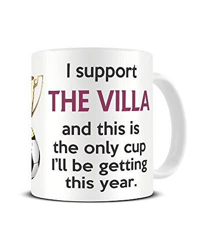 Villa The Only Cup I'll Be Getting Mug